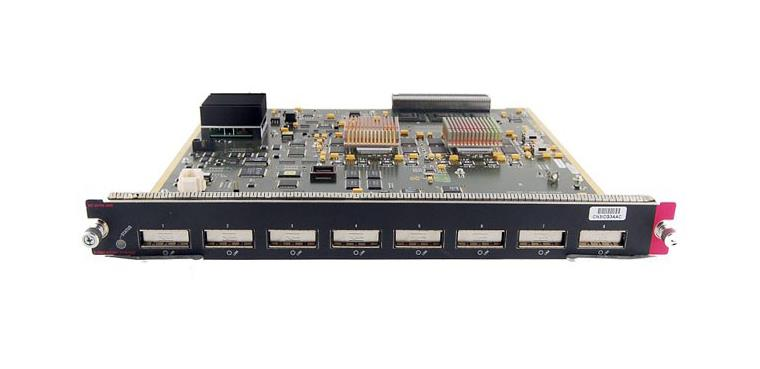 WS-6408A-GBIC Cisco Catalyst 6000 8-Ports Gigabit Interface Module (Refurbished)