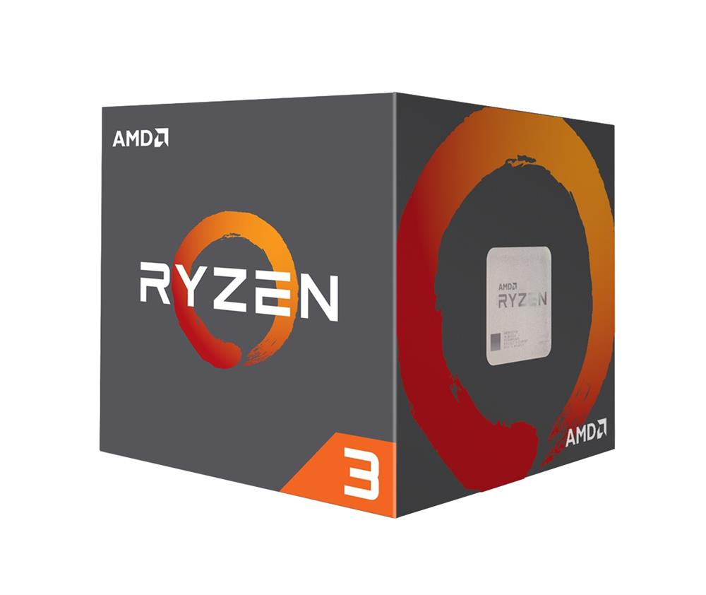 YD130XBBAEBOX AMD Ryzen 3 1300X Quad-Core 3.50GHz 8MB L3 Cache Socket AM4 Processor