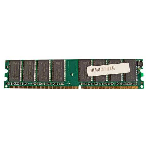 Compaq 128MB PC3200 DDR-400MHz non-ECC Unbuffered CL3 184-Pin DIMM Memory Module Mfr P/N 326666-041