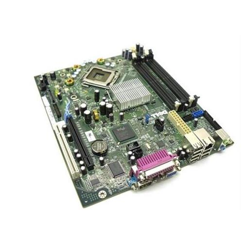 Dell System Board (Motherboard) for OptiPlex SX260 (Refurbished) Mfr P/N 01U714