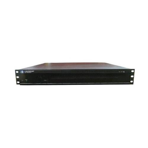 Foundry Networks 15-Slot Switch Chassis with Dual AC Power Supply for NetIron 1500 JetCore Mfr P/N N1500