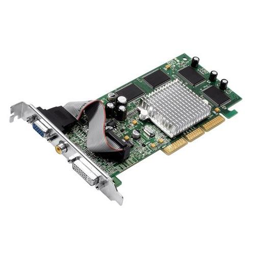 HP Matrox Millennium G550 32MB DDR 4X AGP Dual Head Video Graphics Card for Evo Workstation W4000 W6000 W8000 Mfr P/N 246746-001