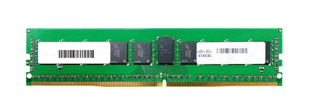 UCS-MKIT-324RX-C Cisco 32GB PC3-10600 DDR3-1333MHz ECC Registered CL9 240-Pin DIMM 1.35V Low Voltage Quad Rank Memory Module
