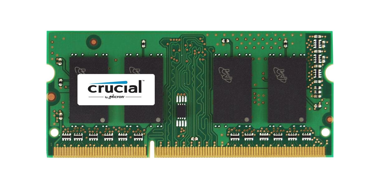 CT2K16G4SFD8266 Crucial 32GB Kit (2 x 16GB) PC4-21300 DDR4-2666MHz non-ECC Unbuffered CL19 260-Pin SoDimm 1.2V Dual Rank Memory