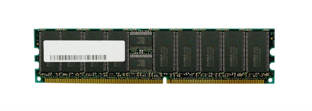 371-2088-N Sun 4GB PC3200 DDR-400MHz ECC Registered CL3 184-Pin DIMM Memory Module