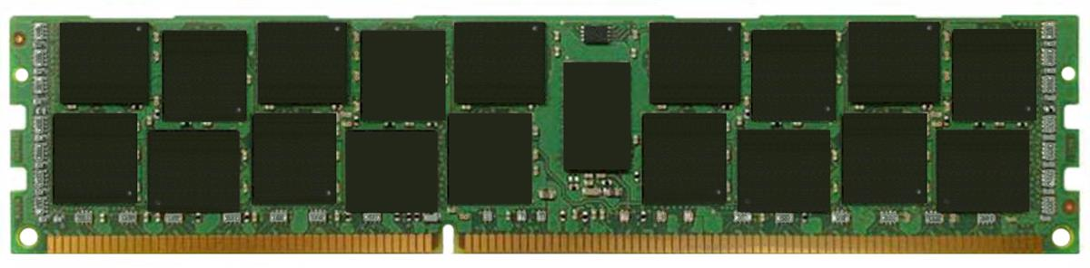 701-4640 Sun 8GB PC3-10600 DDR3-1333MHz ECC Registered CL9 240-Pin DIMM 1.35V Low Voltage Dual Rank Memory Module