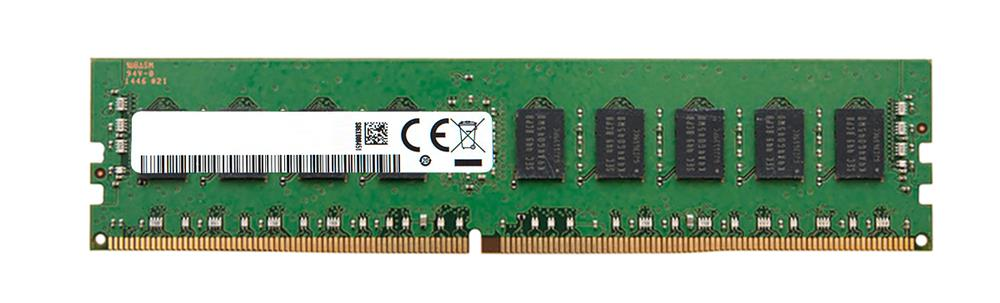 7110308 Oracle 8GB PC4-17000 DDR4-2133MHz Registered ECC CL15 288-Pin DIMM 1.2V Single Rank Memory Module