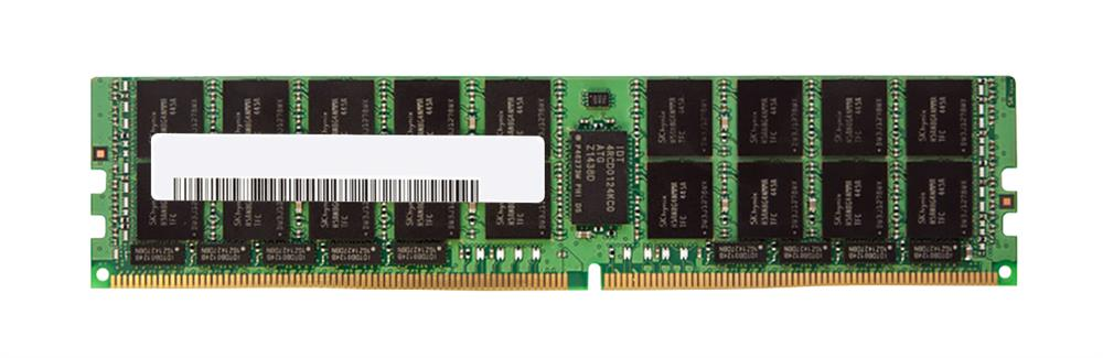 S26361-F3844-L617 Fujitsu 32GB PC4-17000 DDR4-2133MHz ECC Registered CL15 288-Pin Load Reduced DIMM 1.2V Quad Rank Memory Module