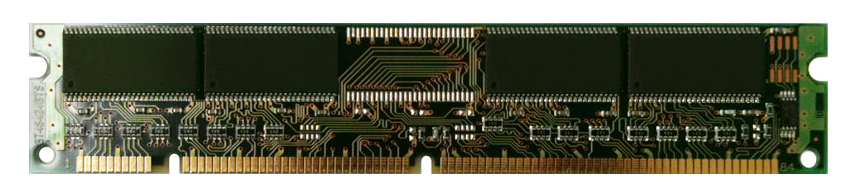 S128L3NDF1 SimpleTech 128MB PC66 66MHz non-ECC Unbuffered CL2 168-Pin DIMM Memory Module