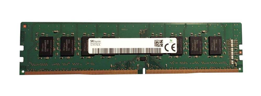 HMA82GU6AFR8N-UH Hynix 16GB PC4-19200 DDR4-2400MHz non-ECC Unbuffered CL17 288-Pin DIMM 1.2V Dual Rank Memory Module