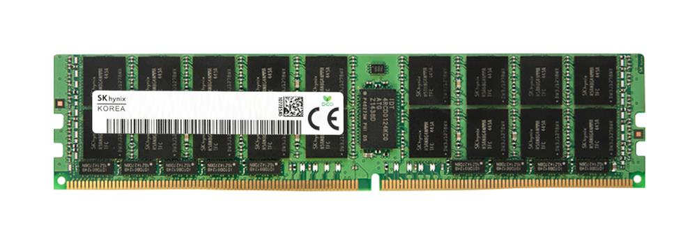 HMABAGR7C4R4N-XS Hynix 128GB PC4-25600 DDR4-3200MHz Registered ECC CL22 288-Pin DIMM 1.2V Quad Rank Memory Module