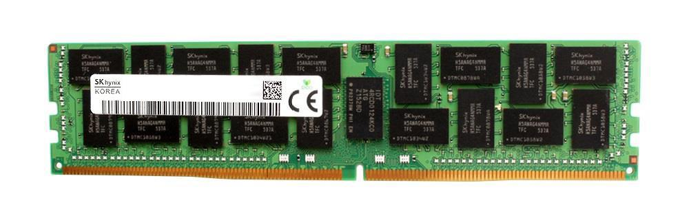 HMABAGL7M4R4N-ULT2 Hynix 128GB PC4-19200 DDR4-2400MHz ECC Registered CL17 288-Pin Load Reduced DIMM 1.2V Octal Rank Memory Module