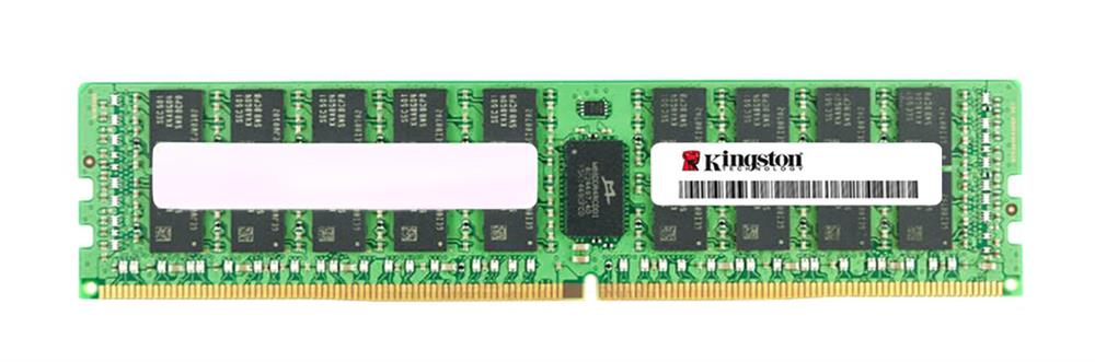 KTH-PL426/32G Kingston 32GB PC4-21300 DDR4-2666MHz ECC Registered CL19 288-Pin DIMM 1.2V Dual Rank Memory Module
