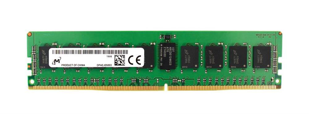 3D-1545R19962-8G 8GB Module DDR4 PC4-25600 CL=22 Registered ECC DDR4-3200 Single Rank, x8 1.2V 1024Meg x 72 for Gigabyte Technology R272-Z32 Server n/a