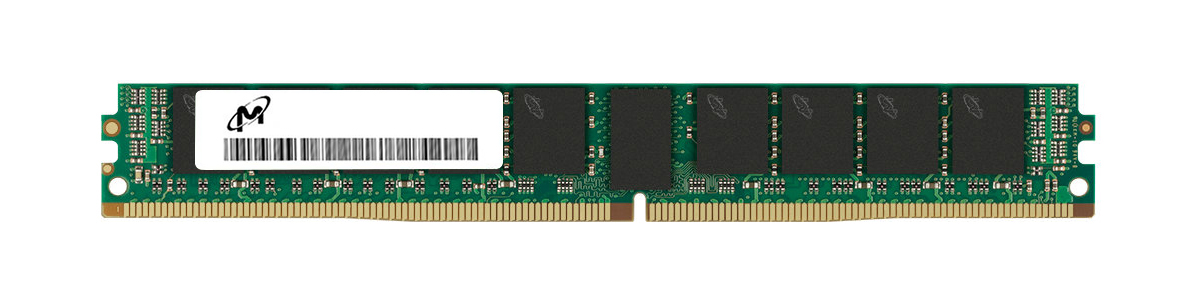 M4L Certified 16GB 2400MHz DDR4 PC4-19200 Reg ECC CL17 288-Pin Single Rank x4 VLP DIMM Mfr P/N M4L-PC42400RD4S417DV-16G