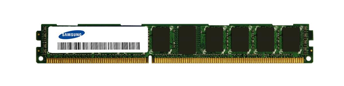 M392B4G70BEB-YH9 Samsung 32GB PC3-10600 DDR3-1333MHz ECC Registered CL9 240-Pin DIMM 1.35V Low Voltage Very Low Profile (VLP) Quad Rank Memory Module
