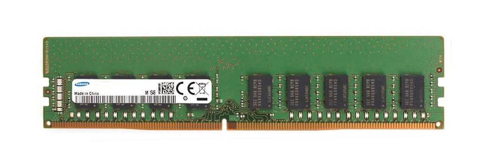 M4L Certified 8GB 2400MHz DDR4 PC4-19200 ECC CL17 288-Pin Single Rank x8 DIMM Mfr P/N M4L-PC42400ED4S817D-8G