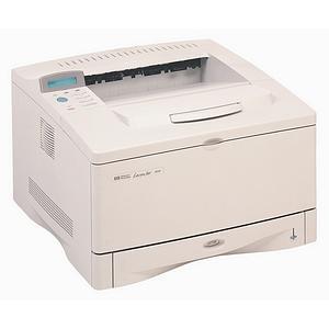 HP LaserJet 5000 Black & White Laser Printer 16ppm 350-Sheets 1200dpi x 1200dpi 4MB Memory Optional Duplex Parallel Serial (Refurbished) Mfr P/N C4110A