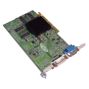 HP Ati Radeon 7000 2d 32mb 300mhz Ramdac 1xdvi-I/1xvga Video Graphics Board Mfr P/N A8049A