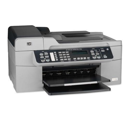 HP OfficeJet J5780 All-in-One Color InkJet Printer Fax/Copier/Printer /Scanner (Refurbished) Mfr P/N Q8232A