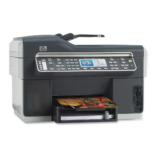 HP OfficeJet Pro L7680 All-in-One Multifunction Color InkJet Printer (Refurbished) Mfr P/N C8189A