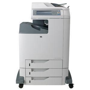 HP Color LaserJet CM4730 Multifunction Printer Color 31 ppm Mono 31 ppm Color 1200 x 1200 dpi Copier, Printer , Scanner (Refurbished) Mfr P/N CB480A