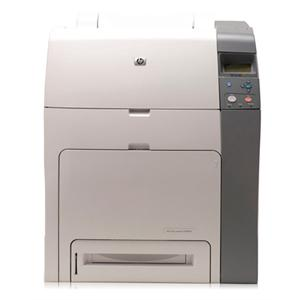 HP Color LaserJet CP4000 CP4005N Laser Printer Color Plain Paper Print Desktop 30 ppm Mono / 25 ppm Color Print 600 sheets Input Manual Duplex Print Fast Ethernet USB (Refurbished) Mfr P/N CB503A