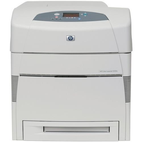 HP Color LaserJet 5550N 27PPM 600DPI 11X17 Parallel USB Ethernet 160MB (Refurbished) Mfr P/N Q3714A