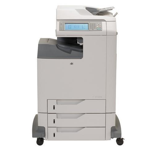 HP Color LaserJet 4730 Multifunction Printer Color 31 ppm Mono 31 ppm Color 600 x 600 dpi Printer , Copier, Scanner (Refurbished) Mfr P/N Q7517A