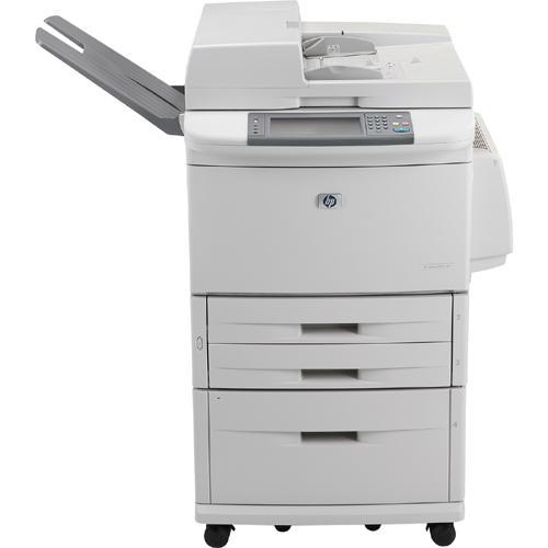HP LaserJet M9040 Multifunction Printer Monochrome 40 ppm Mono 600 x 600 dpi Printer, Scanner, Copier (Refurbished) Mfr P/N CC394A