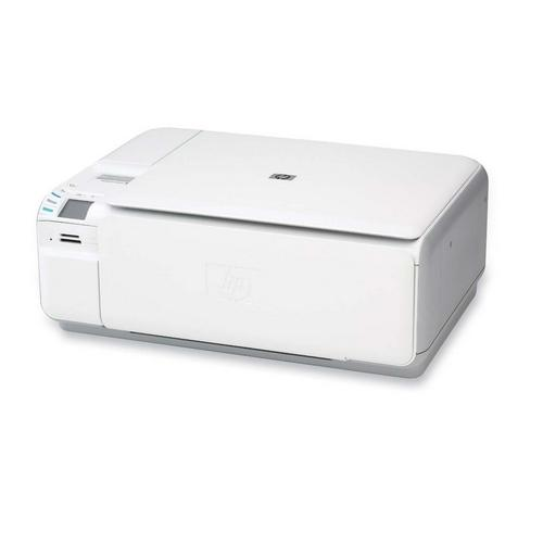 HP PhotoSmart C4480 All-in-One Color InkJet Printer (Printer /Scanner/Copier) Hi-Speed USB 2.0 with Card Reader & 1.5 LCD (Refurbished) Mfr P/N Q8388A