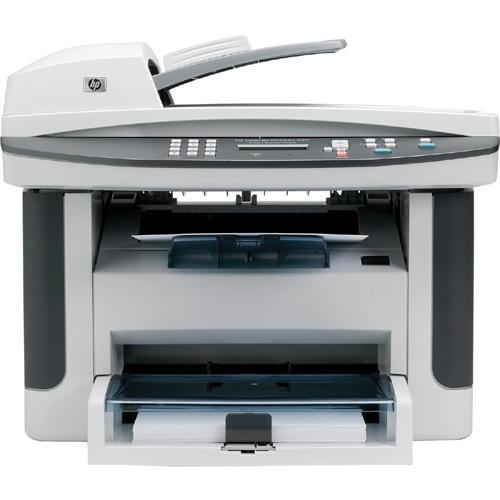 HP LaserJet M1522NF Multifunction Monochrome Laser Printer Fax/Copier/Printer/Scanner 24-ppm 600dpi x 600dpi Hi-Speed USB 10/100Base-T Fast Ethernet (Refurbished) Mfr P/N CB534A