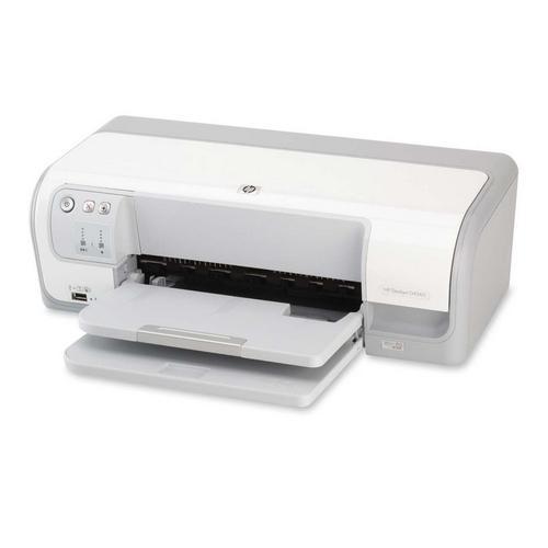 HP DeskJet D4360 Color InkJet Printer 30-ppm, 80-Sheets, 4800dpi x 1200dpi, Hi-Speed USB (Refurbished) Mfr P/N CB700A