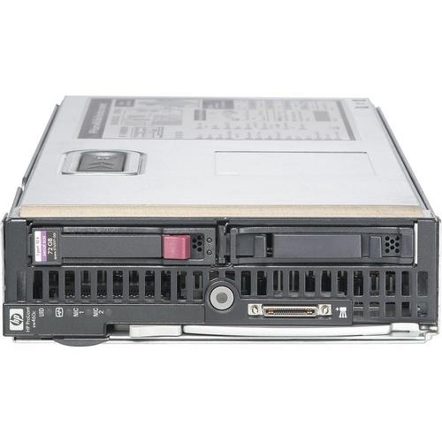 462693-B21 HP ProLiant xw460c Blade Workstation - 2 x Processors Supported - 1 x Intel Xeon E5440 Quad-core 2.83 GHz