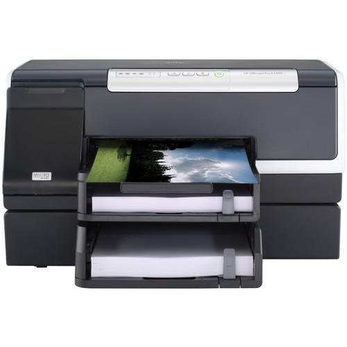HP OfficeJet Pro K5400DTN 16/35PPM 1200DPI 32MB USB EN/FR Canada (Refurbished) Mfr P/N C9277A