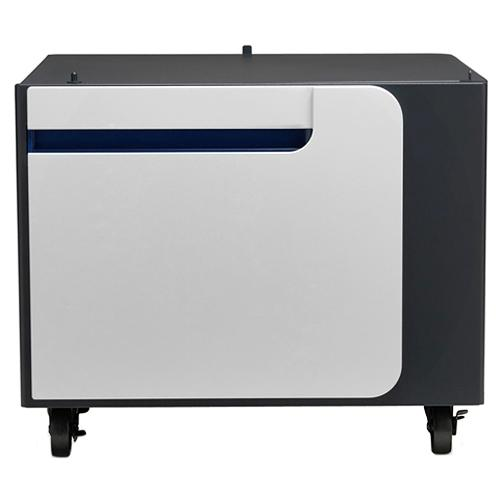 HP Printer Cabinet LaserJet Printer Cabinet Acts As Stand And Also Provides S (Refurbished) Mfr P/N CC521A