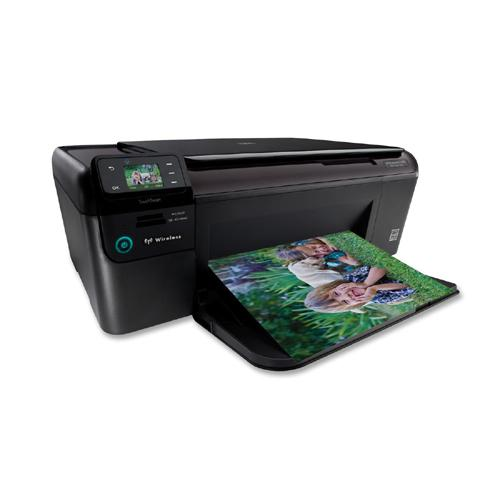 HP PhotoSmart C4780 Multifunction Photo Printer Color 29 ppm Mono 23 ppm Color 29 Second Photo 4800 x 1200 dpi Printer , Scanner, Copier (Refurbished) Mfr P/N Q8380A