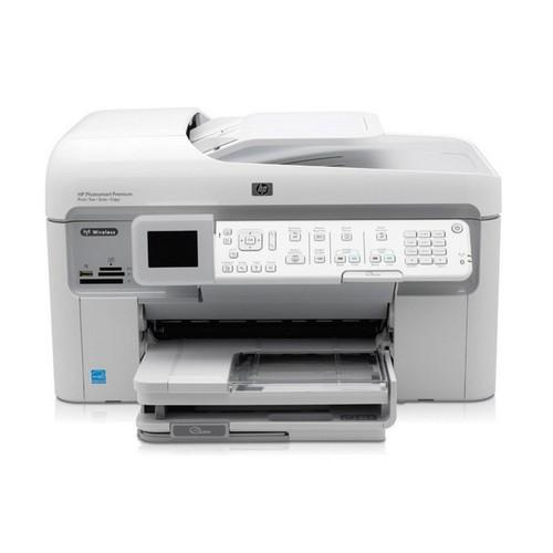 HP PhotoSmart Premium C309A All-in-One Multifunction Color InkJet Printer Print/Copy/Scan/Fax (Refurbished) Mfr P/N CC335A