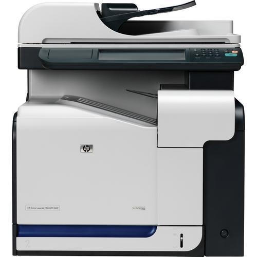 HP Color LaserJet CM3530 Multifunction Printer Color 30 ppm Mono 30 ppm Color 1200 x 600 dpi Printer , Scanner, Copier (Refurbished) Mfr P/N CC519A