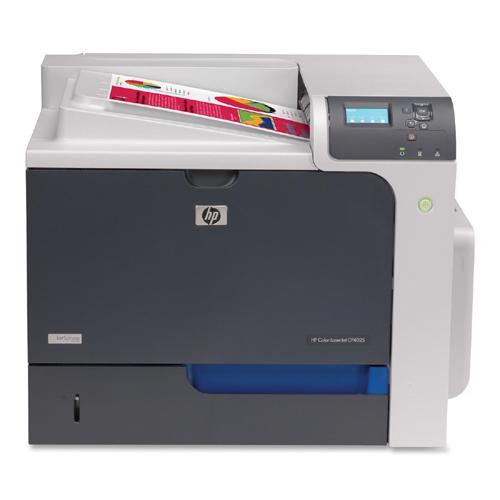 HP Color LaserJet CP4025N Laser Printer Color 1200 x 1200 dpi USB Gigabit Ethernet PC, Mac (Refurbished) Mfr P/N CC489A