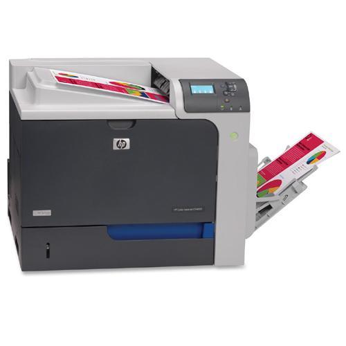 HP Color LaserJet Enterprise CP4025DN Printer Color 35 ppm Mono 35 ppm Color 1200 x 1200 dpi USB Gigabit Ethernet PC, Mac, SPARC (Refurbished) Mfr P/N CC490A
