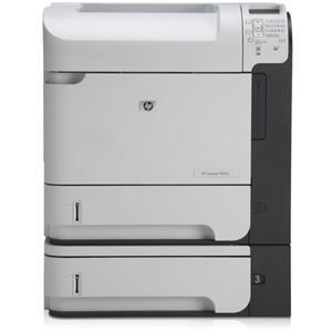 HP LaserJet P4010 P4015X Laser Printer Monochrome Plain Paper Print Desktop 50 ppm Mono Print 1100 sheets Input Automatic Duplex Print Gigabit Ethernet USB (Refurbished) Mfr P/N CB511A