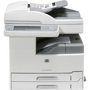 HP LaserJet M5035 MFP Multifunction (Black & White) Laser Printer Copying (up to) 35ppm printing (up to) 35ppm 600 Sheets Hi-Speed USB 10/100 Base-TX Rackmount (Refurbished) Mfr P/N Q7829A