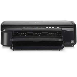 HP OfficeJet E809A InkJet Printer Color 4800 x 1200 dpi Print 33 ppm Mono / 32 ppm Color Print 150 sheets Input Manual Duplex Print Ethernet USB (Refurbished) Mfr P/N C9299A