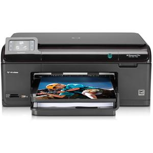 HP PhotoSmart Plus B209A Multifunction Photo Printer Color 30 ppm Mono 28 ppm Color 16 Second Photo 4800 x 1200 dpi Printer , Scanner, Copier (Refurbished) Mfr P/N CD035A