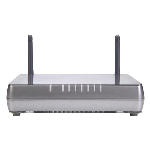 JE455A#ABA HP V100 Wireless Router IEEE 802.11b/g ISM Band 54-Mbps Wireless Speed