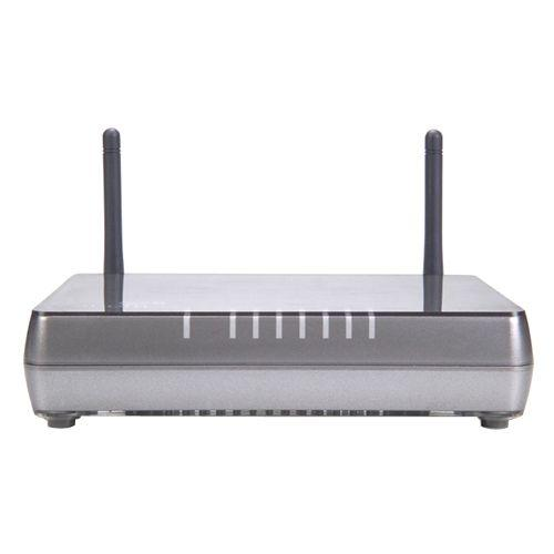 JE461A#ABA HP V110 Wireless Router IEEE 802.11n 2 x Antenna ISM Band 300-Mbps Wireless Speed 4 x Network Port 1 x Broadband Port