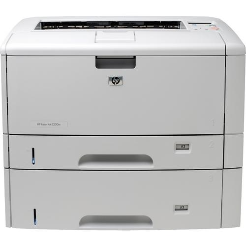 HP LaserJet 5200TN 35PPM 1200dpi A3 USB/PAR/Ethernet 64MB 850Sheet PCL/PS3 (Refurbished) Mfr P/N Q7545A