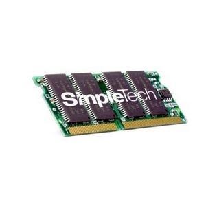 SimpleTech 64MB EDO non-ECC Unbuffered 144-Pin SoDimm Memory Module Mfr P/N SOV-EP/64