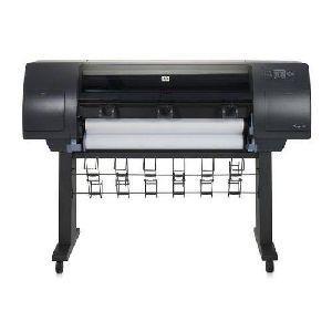 HP DesignJet 4000PS InkJet Large Format Printer 42 Color 1000 ft/hr Color 2400 x 1200 dpi FireWire/i.LINK Floor Standing Supported (Refurbished) Mfr P/N Q1274A